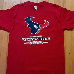 Customized Houston Texans tee!!!